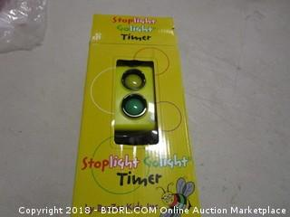 Stoplight Golight game timer