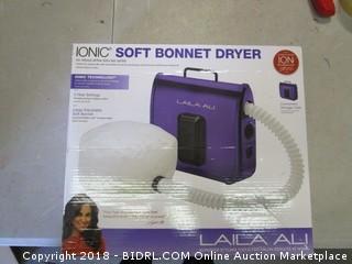 Soft Bonnet Dryer