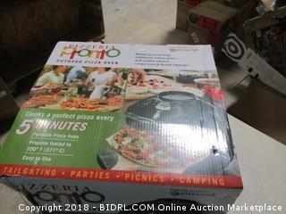 Piozzeria Pronto Portable Pizza Oven