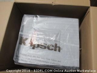 Klipsch /HD High Solution Wireless Subwoofer