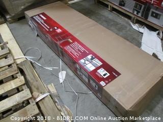 Husky 4-Shelf Heavy Duty Welded Storage Unit