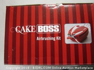 Cake Boss Airbrushing Kit