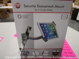 Security Gooseneck Mount