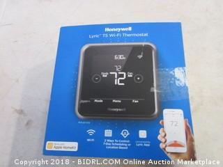 Honeywell Lyric T5 Wi Fi thermostat