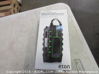 Scorpion II Rugged Multi Powered Smartphone Charging , Digital Radio