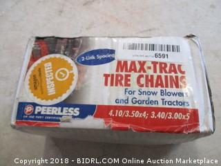 Max Trac Tire Chains