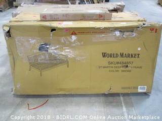 World Market St Martin Deep Bench Frame