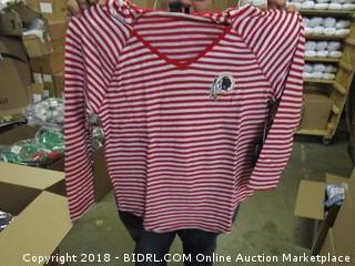 NFl Redskins Sweat Shirt XL