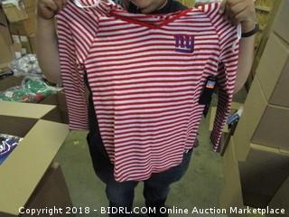 NFl Giants Sweat Shirt M