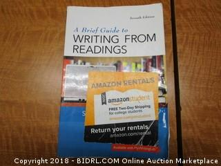 Writing from Readings