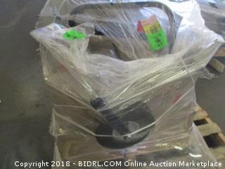 Promow Sport7 Pull Behind 7-Gang Reel Mower (Retail $4,120.00)