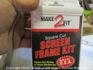 Screen Frame Kit