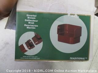 Diverter Brown Item