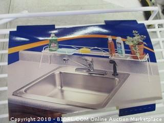 Kitchen Sink Helper Shelf