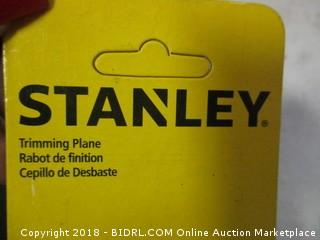 Stanley Trimming Plane