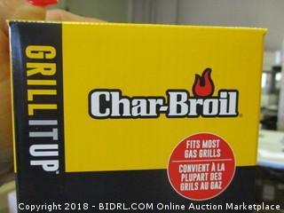 Charbroil Rotisserie