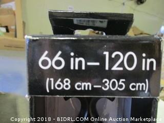 Single Drapery Rod Set