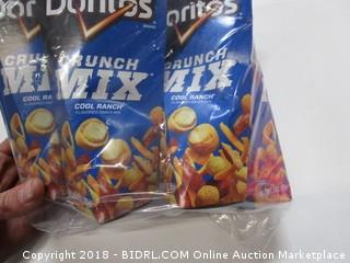6 Pack Doritos Crunch Mix Cool Ranch