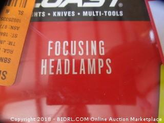 Focusing Headlamps