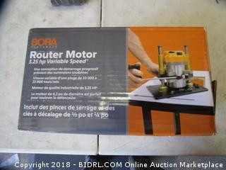 Router Motor