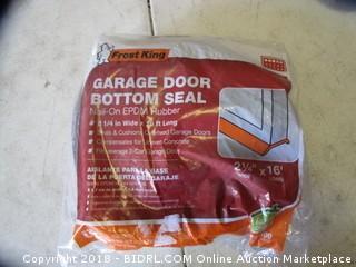 Garage Door Bottom Seal