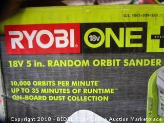 Ryobi Orbit Sander