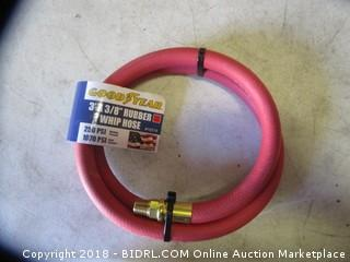 Rubber Whip Hose