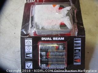 Huksy Dual Beam Head Light