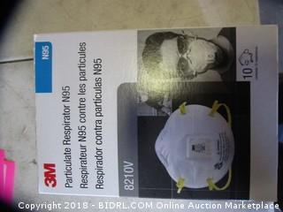 3M Respirator Masks