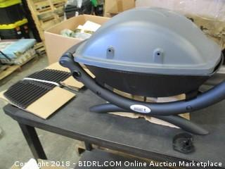 Weber Outdoor Electric Grill