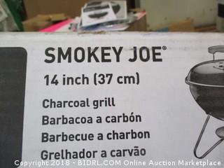 Weber Smokey Joe Charcoal Grill