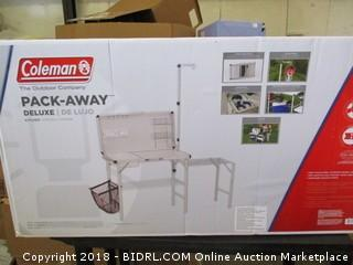 Coleman Pack-Away Kitchen