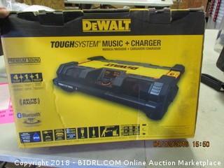Dewalt Radio plus Charger