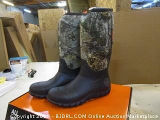 Habit Boots Size 12