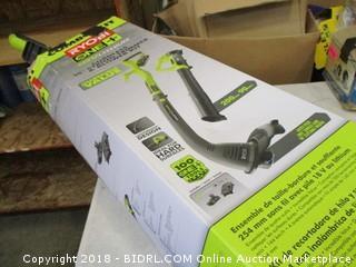 "RYOBI Cordless 10"" String Trimmer and Blower Kit"