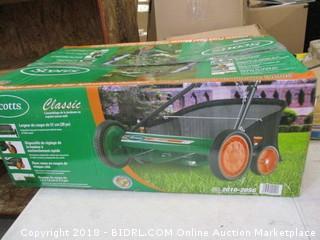 Scotts Classic Push Reel Mower