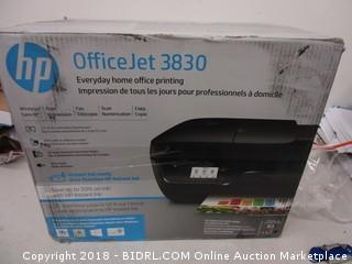 Office Jet 3830 Printer