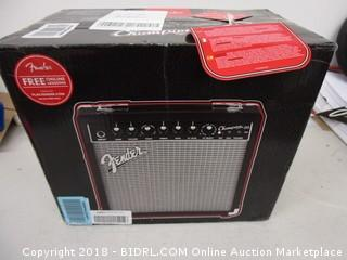 Fender Amplifier Champion 20