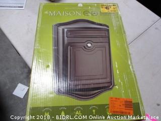 Maison Wall Mailbox
