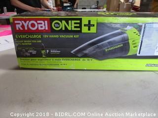 Ryobi Hand Vacuum