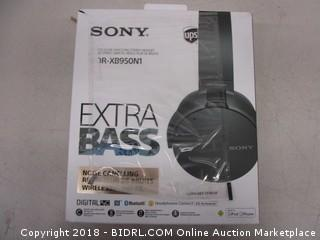 Sony Extra Bass Stereo Headset MDR-XB950N1