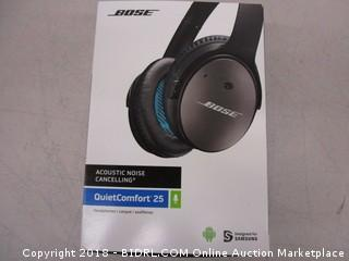 Bose Quiet Comfort 25 Acoustic Noise Canceling Wireless Headphones