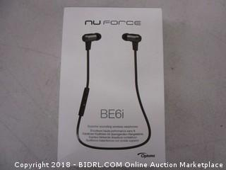 Nuforce BE6i Wireless Earphones