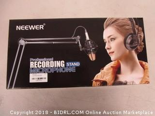 Neewer Recording Stand Microphone