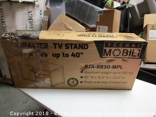 Techni Mobily Drawer TV Stand