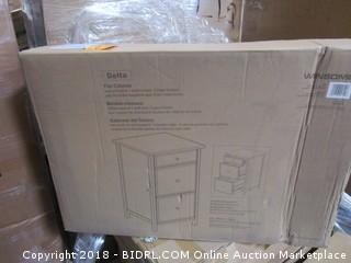 Delta File Cabinet