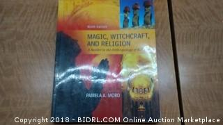 Magic, Witchcraft and Religion
