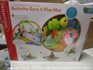 Activity Gym and Play Mat