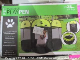 Pet Portable Play Pen