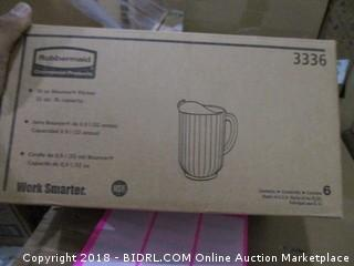 RUBBERMAID Commercial Water Pitcher